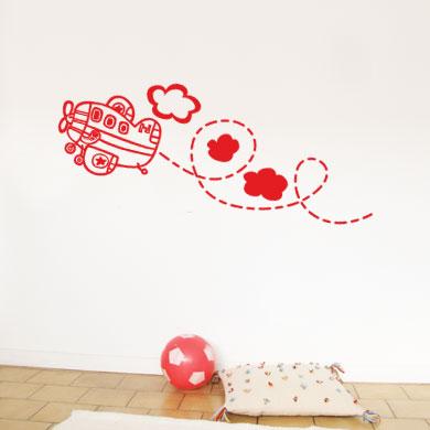 decorar aviones